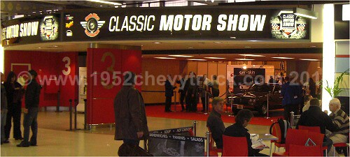 The British Classic Car Show