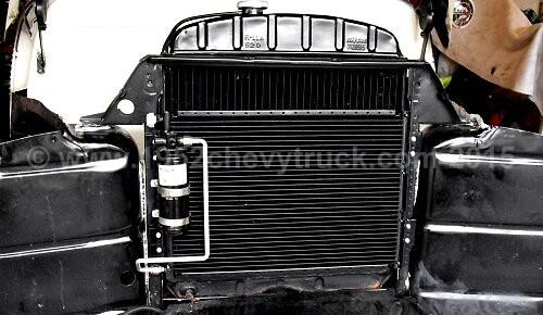 1947 chevrolet truck heater