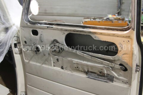 Chevy truck doors