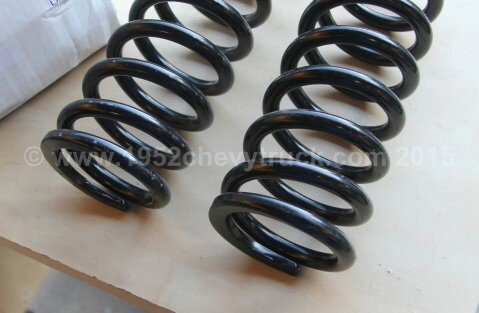 Chevy truck springs
