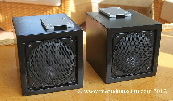 Front speakers